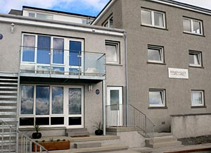 Hamnavoe Hostel, on the Stromness Waterfront